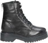 Nelson dames boot - Zwart - Maat 37