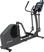 Life Fitness E1 Crosstrainer met Track Console