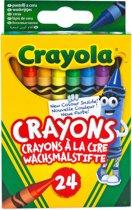 Crayola 24 Waskrijtjes