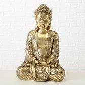 Buddha - Goud - 39 cm