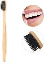 2 stuks | Biologisch afbreekbare bamboe tandenborstel