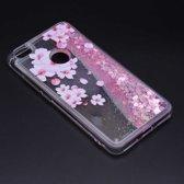Teleplus Xiaomi Mi Max 2 Liquid Silicone Case Pink hoesje