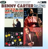Four Classic Albums Plus (Benny Carter, Jazz Giant