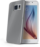 Celly - UltraThin Rubber Cover - Samsung Galaxy S6 - Grijs