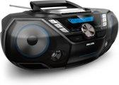 Philips AZB798T/12 - Radio/CD-Speler met DAB+ - Zwart