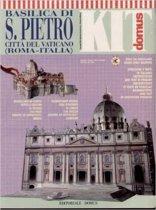 Basilica di S. Pietro: Citta del Vaticano (Roma-Italia) (Domus Kit)