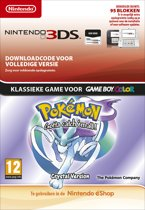Pokémon Crystal Edition - English - Nintendo 3DS