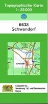 Schwandorf 1 : 25 000