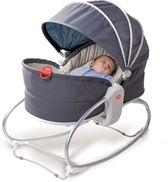 Tiny Love Rocker Napper - Cozy Grey