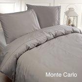 Papillon Monte Carlo - dekbedovertrek - lits-jumeaux - 240 x 200/220 cm - Grijs