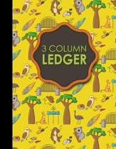 3 Column Ledger