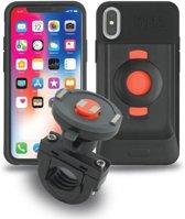 Tigra sport telefoonhouder motor - Apple iPhone X / Xs - Magnetisch