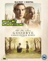 Goodbye Christopher Robin [Blu-ray] [2017] (dvd)