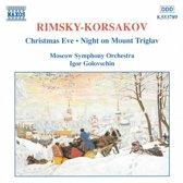 Rimsky-Korsakov:Christmas Eve