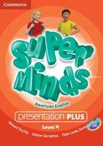 Super Minds American English Level 4 Presentation Plus DVD-ROM