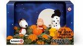Schleich 22015 Scenery Pack - Peanuts - Halloween
