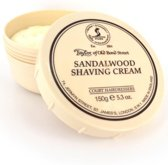 Taylor of Old Bond Street Sandalwood Scheercreme 150gr