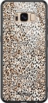 Samsung Galaxy S8 glazen hardcase - It's a zoo out there