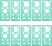 Let op type!! 10 stuks voor Galaxy S9 terug achter Cover lijm huisvesting