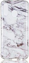 Samsung Galaxy A40 Hoesje - Marmer Design TPU