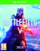 Cover van de game Battlefield V - Xbox One