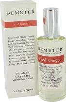 Demeter 120 ml - Fresh Ginger Cologne Spray Women