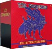 Afbeelding van Pokémon Sword & Shield Elite Trainer Box Zacian