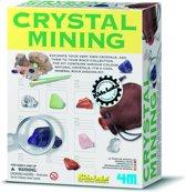 4M Kidzlabs Opgraafkit Kristalmijn