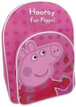 PEPPA PIG Hooray for Peppa Rugzak Rugtas School Tas 2-5 Jaar