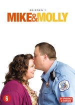 Mike & Molly - Seizoen 1 (3DVD)