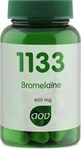 AOV 1133 Bromelaine 30 vegicaps