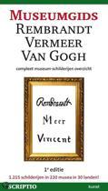 Museumgids Rembrandt Vermeer Van Gogh