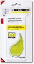 Kärcher glasreiniger RM 503 - 4x20ml - Geschikt voor Window Vac