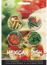 Mexican Dish - 4 zaadzakjes - set van 3 stuks
