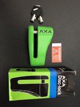 AXA Disc lock 10mm groen