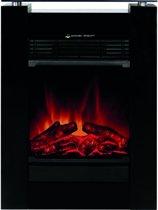 EL Fuego elektrische open haard Tessin - Zwart - 1500 W