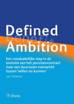 Defined Ambition