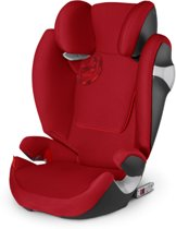 Cybex Solution M-Fix Hot & Spicy | Rood