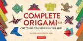 Complete Origami Kit Ebook