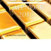 Gold Calendar 2015