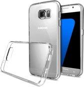 Ultra dun silicone gel TPU hoesje case volledig transparant/ doorzichtig   Anti-Slip Schokbestendig   vochtbestendig (waterproof) Samsung Galaxy S7