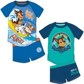 Paw Patrol - UV Zwem Set - Adventure Bay - Pups at Play - 2 jaar - Maat 92 - blauw/aqua