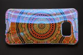 Backcover hoesje voor Samsung Galaxy S6 - Print