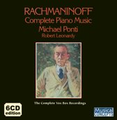 Rachmaninov Piano Music Cpl.