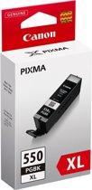 Canon PGI-550XL - Inktcartridge / Zwart / Hoge Capaciteit