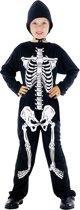 Halloween skelet kostuum voor jongens - Verkleedkleding