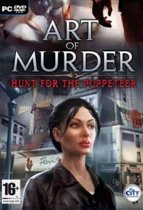 City Interactive Art Of Murder: Hunt For The Puppeteer, PC PC video-game