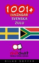 1001+ Ovningar Svenska - Zulu