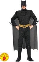 Batman Deluxe - Kostuum - Maat XL