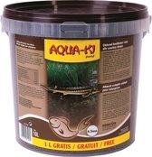 Aqua-Ki Bruin Steurkorrel 4.5mm - 10 LTR
